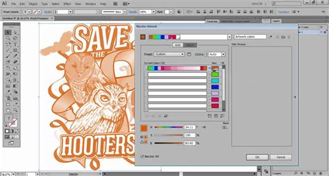 adobe illustrator cs6 recolor artwork adobe illustrator live color recolor artwork youtube