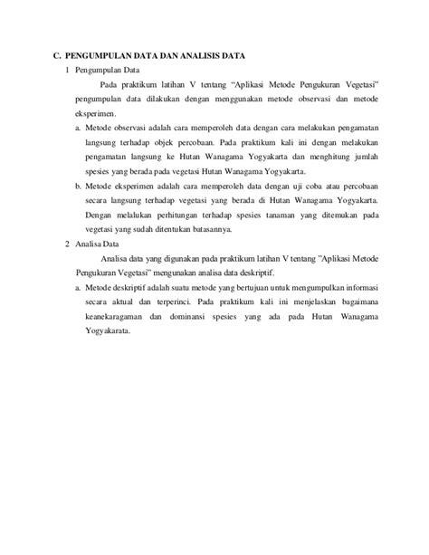 laporan praktikum membuat sabun laporan praktikum ekologi tumbuhan quot aplikasi metode