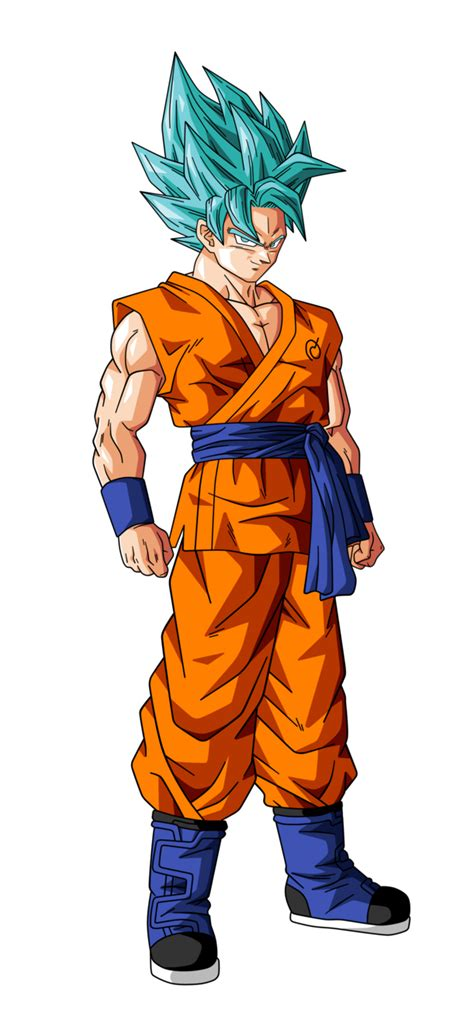 Pajangan Goku Saiyan 2 goku saiyan god saiyan 2 by bardocksonic on deviantart 243 is goku