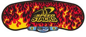 speed stacks singapore speed stacks stackmat black flames