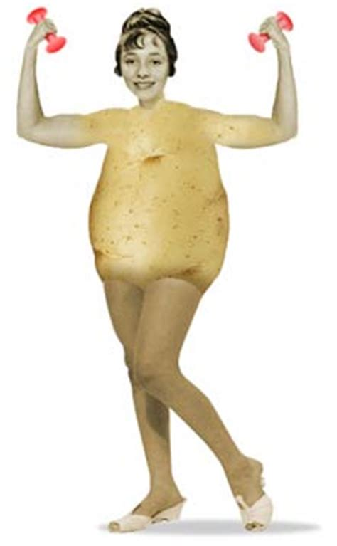 Exercise For Potatoes by Excuses Excuses Health Fitness Smart Fitness Nbc News