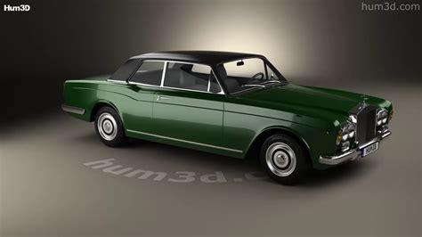 rolls royce corniche coupe rolls royce corniche coupe 1977 3d model by hum3d