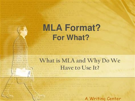 pages mla