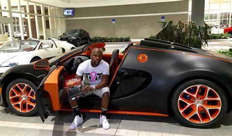 mayweather car collection 2016 floyd mayweather reportedly buys bugatti chiron