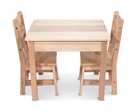 wooden table and chairs amazon com doug wooden table and 2 chairs set