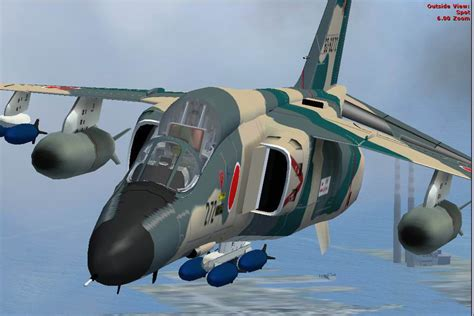 mitsubishi f 1 supporting fighter for fsx