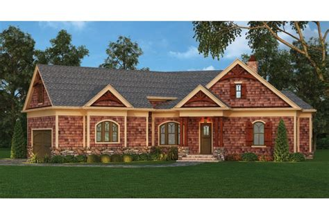Craftsman Style Ranch Home Plans Craftsman Style Ranch Home Plans Quotes