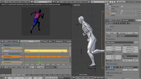Tutorial Video Blender | designing a blender game character video tutorials