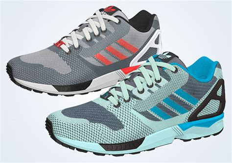 adidas zx new year adidas zx flux weave quot 8000 quot sneakernews