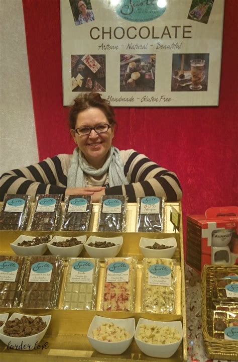 Handmade Chocolates Glasgow - country living fair glasgow 2014 larder