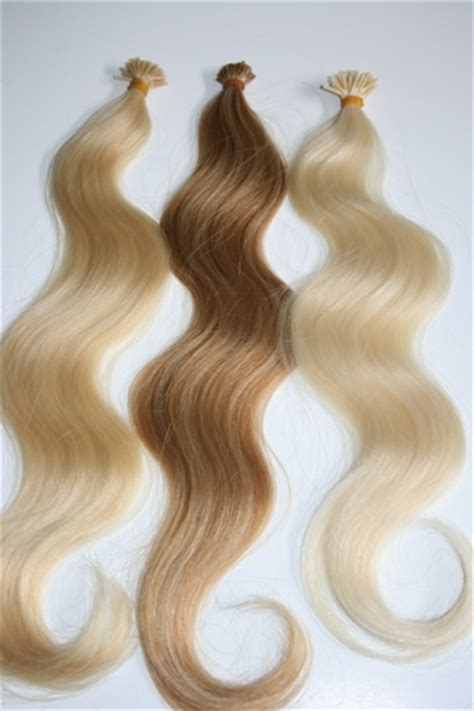 pre bonded i tip for micro links the hair extension boutique ore tipped extensions