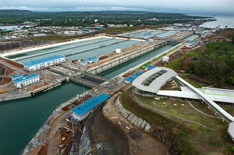 Photo Panama Canal by Photos Expanded Panama Canal