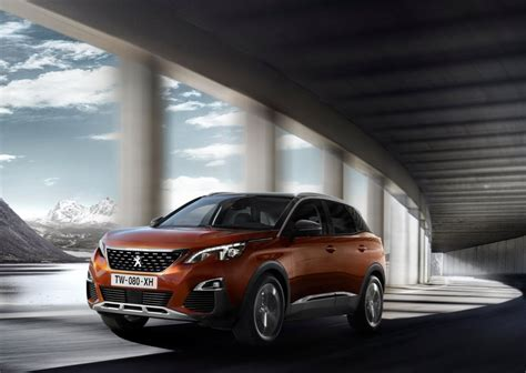 peugeot 3008 2017 black peugeot 3008 2017 allure in uae new car prices specs