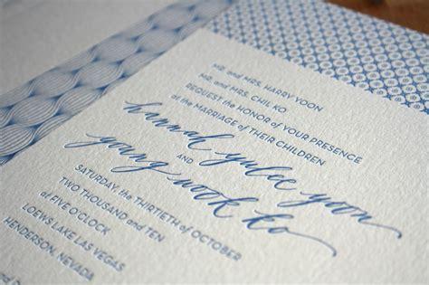 destination pattern exles hannah young s modern destination wedding invitations