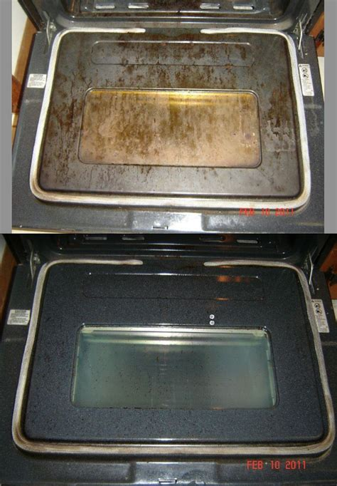 Detoxing Oven From Chemicals by 14 Best Before And After House Cleaning Pictures Images On