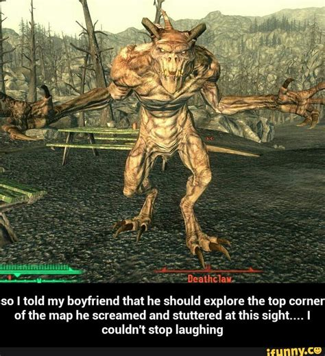 Deathclaw Meme - deathclaw meme 28 images dogmeat is good meat