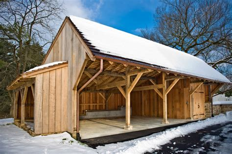 Carriage Sheds by Chester County Carriage Shed Traditional Garage And