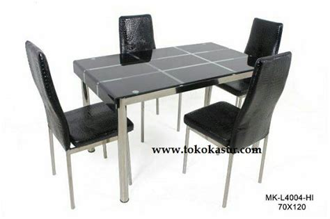 Kursi Meeting meja makan kursi makan dining table meja makan minimalis
