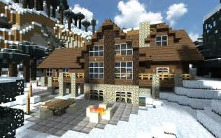cozy minecraft log cabin minecraft project