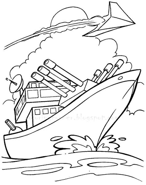 coloring book pages boats boat coloring pages