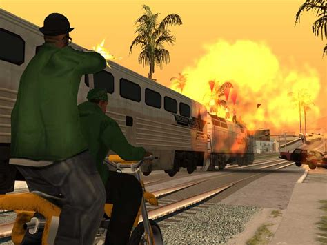 mod game gta san andreas pc grand theft auto san andreas screenshots geforce