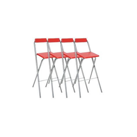 Tabouret De Bar Lot De 4 by Tabouret De Bar Pas Cher Design Et Pliant Louna