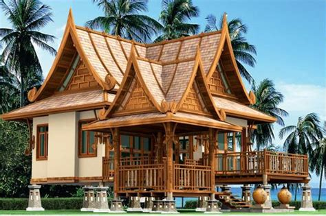 Plans For Cottages And Small Houses Thai Architecture Overview Amp Design Principles