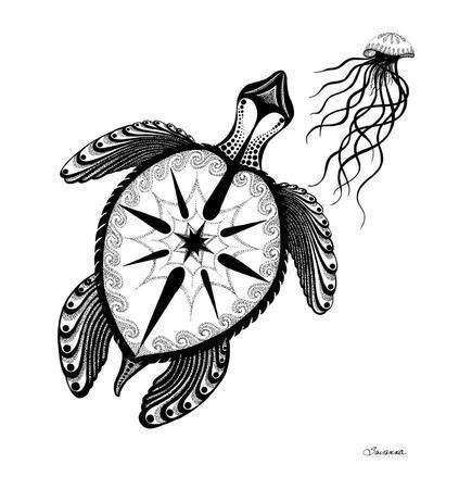 compass tattoo polynesian polynesian tattoo compass google search tattoo
