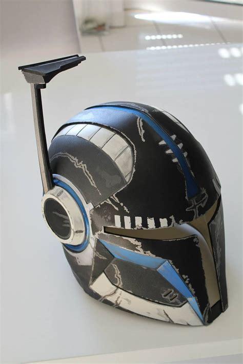 helmet design job mandalorian stalker helmet 1 by rivenkassle on deviantart
