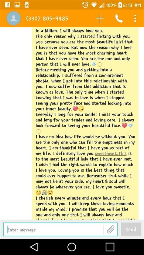 25 best ideas about paragraph for boyfriend on pinterest