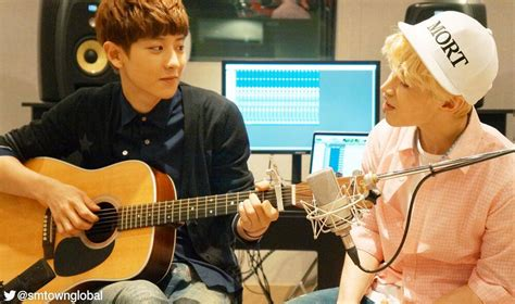 henry collaborates with exo s chanyeol for the acoustic version of 1 4 3 i you