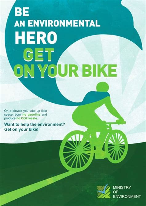 how to design for environment and minimize life cycle cost environmental hero poster encouraging youth to take