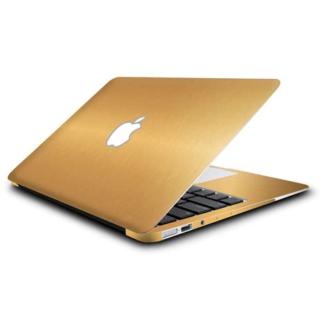 Macbook Air Gold apple macbook air 13 quot skins custom laptop skins