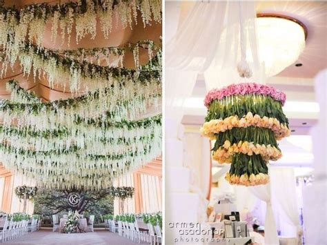 decorations for ceiling 98 best wedding decor images on wedding decor