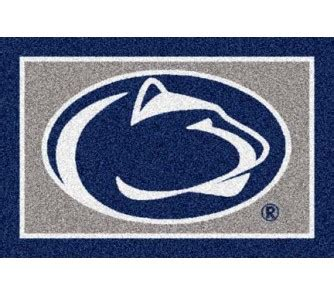 Penn State Doormat by Penn State Nittany Lions Logo 22 Quot X 33 Quot Team Door Mat