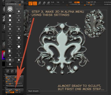 zbrush ornament tutorial sean s sketches anatomical nudity
