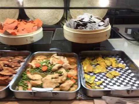 hard rock riviera maya breakfast buffet youtube