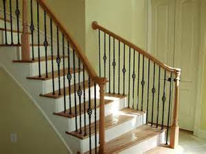 home depot stair railings interior stair railing photo gallery