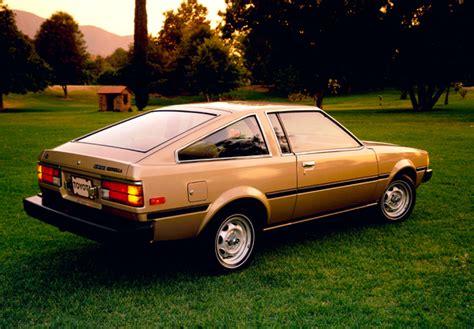 83 toyota corolla toyota corolla deluxe sport coupe ae71te72 1980 83