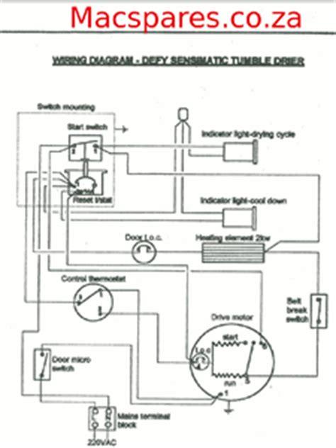 wiring diagram for beko tumble dryer images wiring
