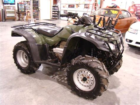 used honda atv used atv honda 4x4 for sale