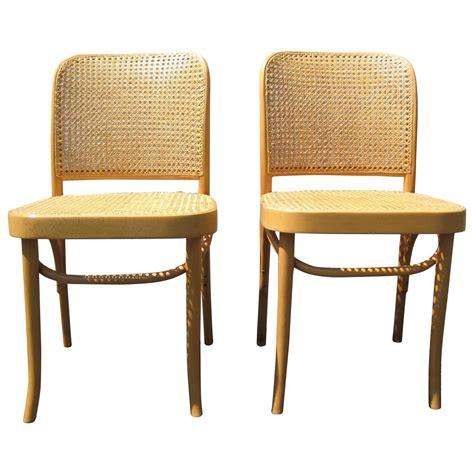 josef hoffmann chair josef hoffmann bentwood chairs at 1stdibs