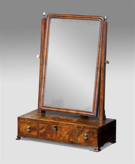 antique dressing table mirror toilet mirror georgian box