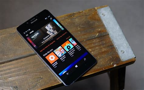 windows 10 mobile store app removes fluent design with the windows store grabs a major update on windows 10 mobile