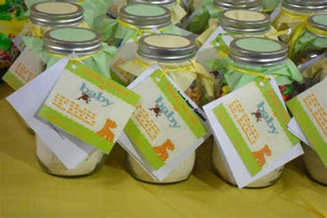 Baby Shower Favors Jars by 301 Moved Permanently