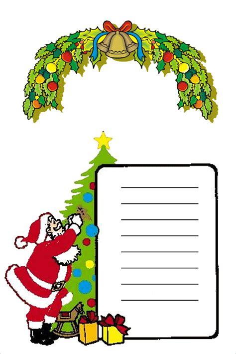 lettere da spedire ciao bambini lettere e bigliettini natalizi da stare