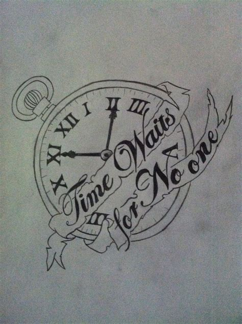 tattoo design time traditional camera tattoos for women time waits for no