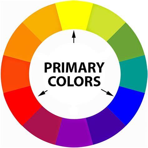 primary color wheel basic elements teresa bernard paintings