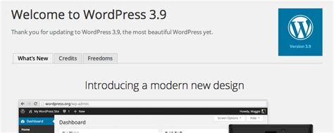 avada theme wordpress 3 9 wordpress 3 9 cada vez m 225 s cerca prueba la beta 1