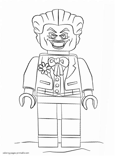 lego coloring pages joker joker coloring page coloring pages batman and joker